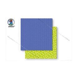 "Scrapbook papír ""Lotta 2""  zöld 140"