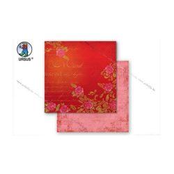 """Scrapbook papír """"Colour Expolsion"""" 51"""