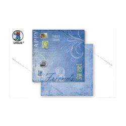 """Scrapbook papír """"Colour Expolsion"""" 53"""