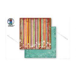 """Scrapbook papír """"Colour Expolsion"""" 58"""