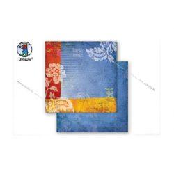 """Scrapbook papír """"Colour Expolsion"""" 60"""