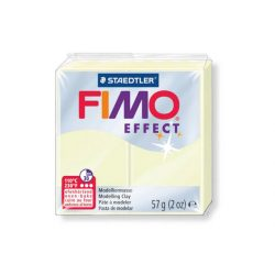 Fimo Effect Gyurma, világító, 57g, sötétben világító 04
