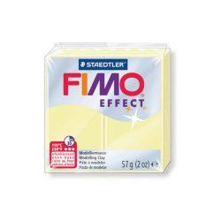 Fimo Effect Gyurma, pasztell, 57g, vanília 105