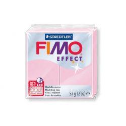 Fimo Effect Gyurma, pasztell, 57g, rózsa 205