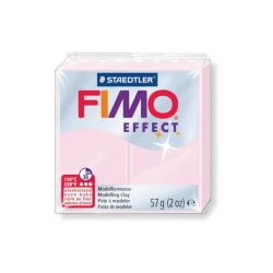 Fimo Effect Gyurma, áttetsző, 56g, zöld 504
