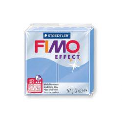 Fimo Effect Gyurma, 57g, achát kék 386