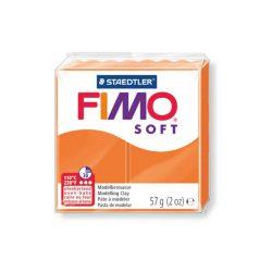 Fimo soft gyurma, 57g, mandarin 42