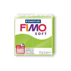 Fimo soft gyurma, 57g, almazöld 50