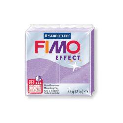 Fimo Effect Gyurma, 57g, gyönygyház lila 607