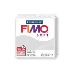 Fimo soft gyurma, 57g, delfinszürke 80