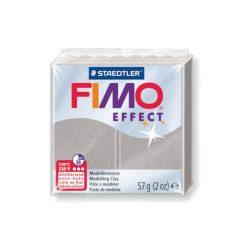 Fimo Effect Gyurma, gyöngyház, 57g, világos ezüst 817