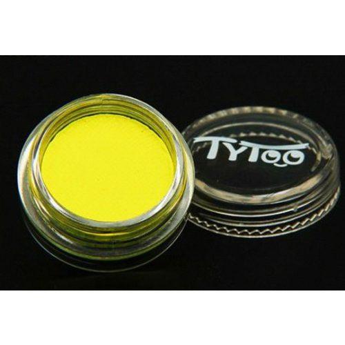 TyToo Arcfesték 3g Neon citromsárga