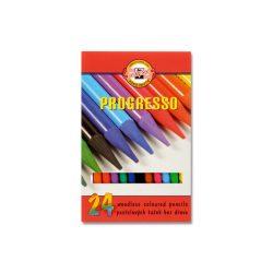 Progresso készlet színes 24db, Koh-I-Noor