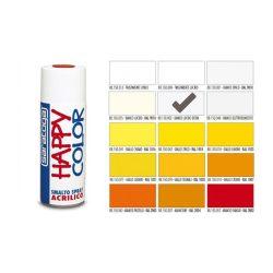 Happy Color spray Fényes Fehér Extra, 400ml