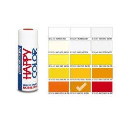 Happy Color Akril spray RAL2004 Narancs, 400ml