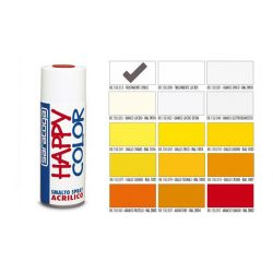 Happy Color Akril spray Matt Lakk, 400ml