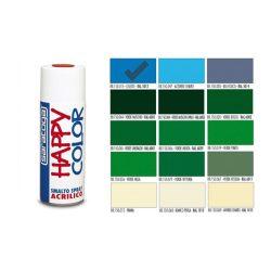 Happy Color Akril spray RAL5012 Égkék, 400ml