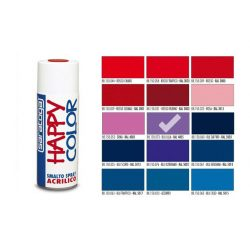 Happy Color Akril spray Kékes Lila, 400ml