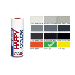 Happy Color Akril spray Fluor Zöld, 400ml