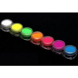 Tytoo Csillámpor 5ml UV Neon Rószsaszín
