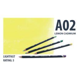 Derwent akvarell ceruza LEMON CADMIUM