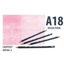 Derwent akvarell ceruza ROSE PINK