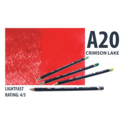 Derwent akvarell ceruza CRIMSON LAKE