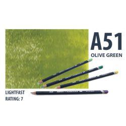 Derwent akvarell ceruza OLIVE GREEN