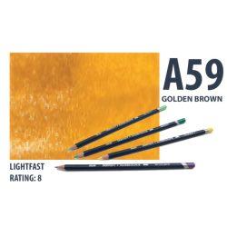 Derwent akvarell ceruza GOLDEN BROWN