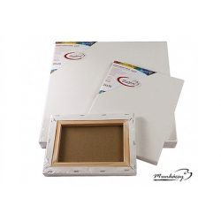 Feszített vászon,  festővászon, Munkácsy, 2x4cm, 80x100cm (webáruházas rendelés esetén csomagolási költség fizetendő)
