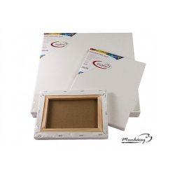 Feszített vászon,  festővászon, Munkácsy, 2x4cm, 60x100cm (webáruházas rendelés esetén csomagolási költség fizetendő)