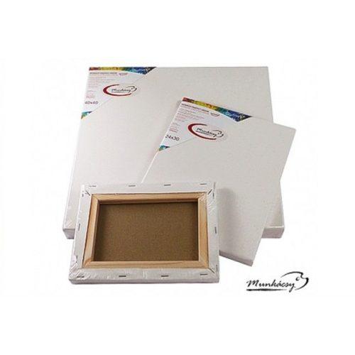 Feszített vászon,  festővászon, Munkácsy, 2x4cm, 80x120cm (webáruházas rendelés esetén csomagolási költség fizetendő)