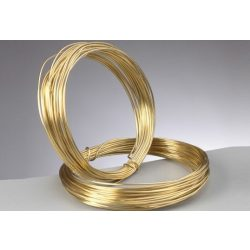 EFCO, drót 0,8mm*6m, arany