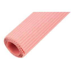 Hullámkarton rózsaszín 50*70cm
