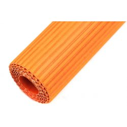 Hullámkarton narancs 50*70cm