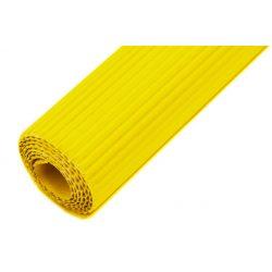 Hullámkarton citromsárga 50*70cm