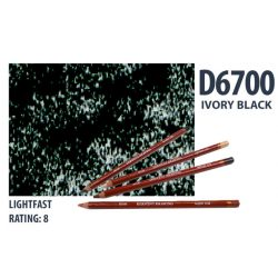 Derwent Drawing ceruza Ivory Black 6700