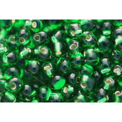 Drop gyöngy, ek. zöld, 5g
