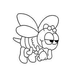 Fényvarázsforma, méhecske