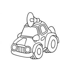 Fényvarázsforma, autó