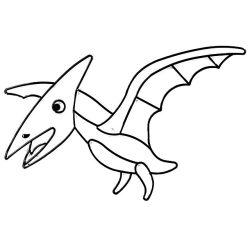 Fényvarázsforma, Pteranodon