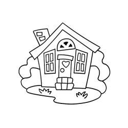 Fényvarázsforma, ház