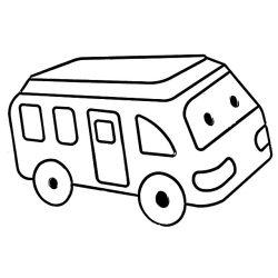 Fényvarázsforma, busz