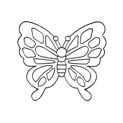 Fényvarázsforma, pillangó