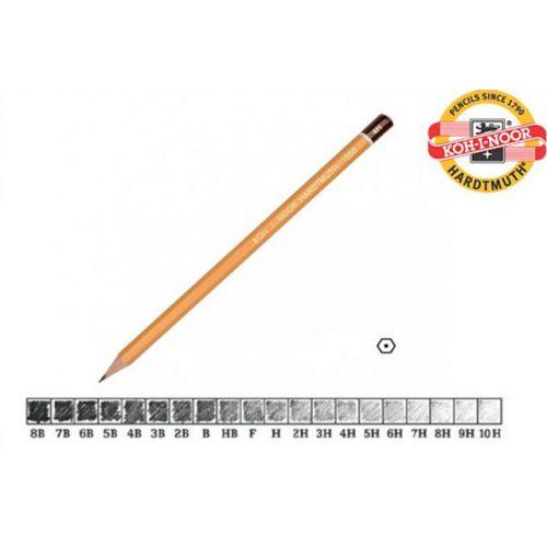 Grafit ceruza KOH-I-NOOR 3H