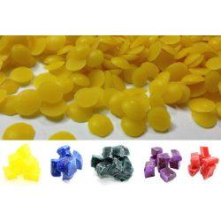 Gyertyaszínező pasztilla 2g, sárga (zseléhez is)