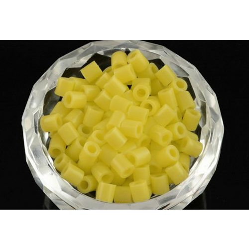 Vasalható gyöngy, világos sárga