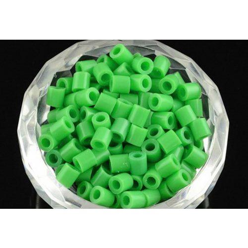 Vasalható gyöngy, zöld