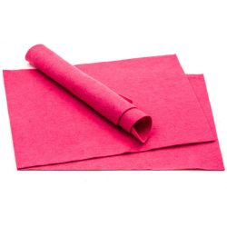 Filc puha A4, rózsaszín