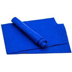 Filc puha A4, kék